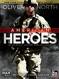American Heroes: In the Fight Against Radical Islam (War Stories) Cover