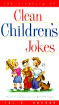 Treasury of Clean Children's Jokes