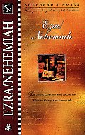 Ezra &amp; Nehemiah (Shepherd's Notes) Cover