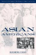 Asian Americans (Twayne's Immigrant Heritage of America) Cover