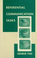 Referential Communication Tasks PR