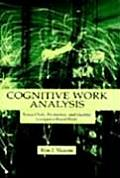 Cognitive Work Analysis CL