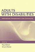 Adults with Disabilities: International Perspectives in the Community