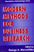 Modern Methods for Business Research (98 Edition)