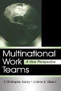 Multinational Work Teams PR