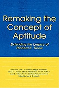 Remaking the Concept Aptitude