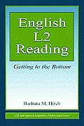 English L2 Reading: Getting to the Bottom