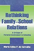 Rethinking Family Sch.Relations P