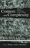 Content and Complexity: Information Design in Technical Communication