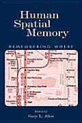 Human Spatial Memory: Remembering Where