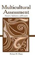 Multicultural Assessment: Principles, Applications, and Examples