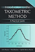 Introduction to the Taxometric Method: A Practical Guide [With CD]