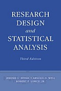 Research Design & Statistical Ananlysis 3rd Edition