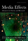 Media Effects (3RD 09 Edition)