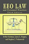 Eeo Law & Personnel Practices