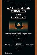 Urban Parents Perspectives Children's Math. Mtl V8#3