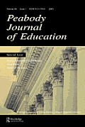Newly Emerging Global Issues: A Special Issue of the Peabody Journal of Education
