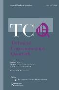 The State of Technical Communication in Its Academic Context: Part 2: A Special Issue of Technical Communication Quarterly