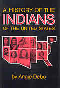 A History of the Indians of the United States Cover