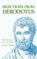 Selections From Herodotus (77 - Old Edition)