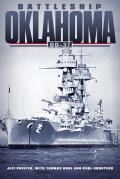 Battleship Oklahoma BB-37 by Jeff Phister