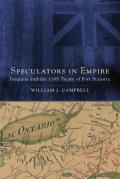 New Directions in Native American Studies #07: Speculators in Empire: Iroquoia and the 1768 Treaty of Fort Stanwix Cover