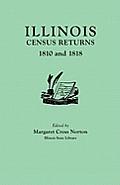 Illinois Census Returns: 1810 and 1818