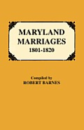Maryland Marriages 1801-1820