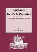 Mayflower Deeds & Probates