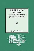 Ireland: 1841-1851. Census Abstracts (Northern Ireland)