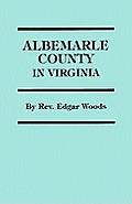 Albemarle County in Virginia