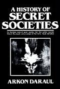 History Of Secret Societies