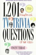 1201 Toughest Tv Trivia Questions Of All