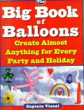 Big Book Of Balloons Create Almost Any