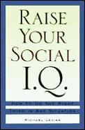 Raise Your Social Iq