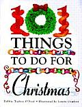 101 Things To Do For Christmas