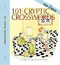 101 Cryptic Crosswords From the New Yorker