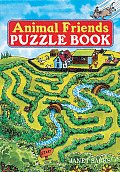 Animal Friends Puzzle Book