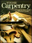 Finish Carpentry A Complete Interior