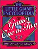 Little Giant Encyclopedia Of Games For One Or Tw