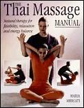 Thai Massage Manual Natural Therapy