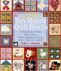 336 Ten Minute Quilt Blocks To Foundat