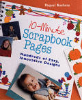 10 Minute Scrapbook Pages