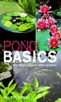 Pond Basics A Step By Step Guide For Water