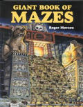 Giant Book Of Mazes