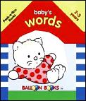 Babys Words Peek A Boo Books