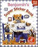 Benjamins Super Sticker Book