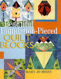 Beautiful Foundation Pieced Quilt Blocks