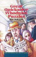 Great Quicksolve Whodunit Puzzles