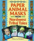 Paper Animal Masks From Northwest Tribal